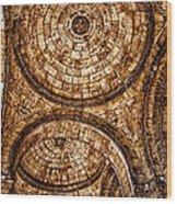 Entry To Sacre Coeur Basilica - Paris Wood Print