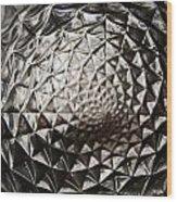 Enveloping  Wood Print