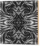 Eotstorm Wood Print