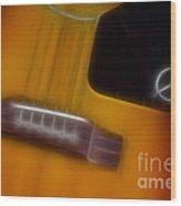 Epiphone Acoustic-9428-fractal Wood Print