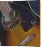 Epiphone Acoustic-9484-fractal Wood Print
