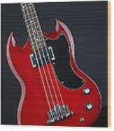 Epiphone Sg Bass-9189 Wood Print