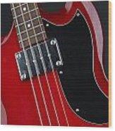 Epiphone Sg Bass-9193 Wood Print