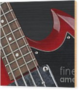 Epiphone Sg Bass-9205 Wood Print