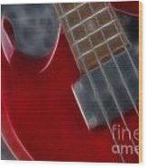 Epiphone Sg Bass-9222-fractal Wood Print