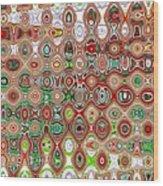 Erbium Wood Print