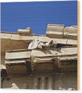 Erechtheion 10 Wood Print