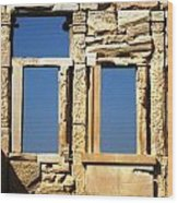 Erechtheion 7 Wood Print