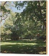 Erickson Wood Print