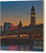 Erie Lackawanna Wood Print