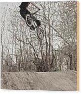 Erik Ream Turn Down Wood Print
