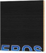 Eros Wood Print