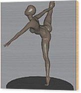 erotic acrobatics 11EA 1 Wood Print