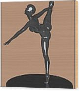 erotic acrobatics 12EA 1 Wood Print