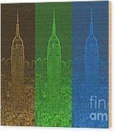 Esb Spectrum Wood Print