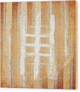 Escape Wood Print by Carol Leigh