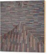 Escher Joins The Masons Wood Print