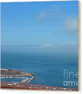 Escobedo Bay  -2 Wood Print