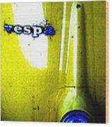 esp Wood Print