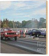 Esta Safety Park 09-28-14 Wood Print