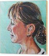 Esther Wood Print