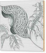 Eternal Blossom- Aiyana Wood Print