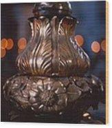 Eternal Flame Of Saint Peter Wood Print