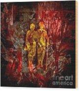 Eternity 008-13 Marucii Wood Print