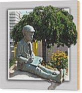 Eugene Gladstone O'neill Wood Print