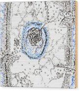 Eukaryotic Wood Print