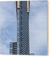 Eureka Tower Wood Print