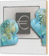 Euro Gloves-1 Wood Print