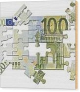 Euro Puzzle Wood Print