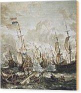 Europe 18th C.. Napoleonic Wars 1798 Wood Print