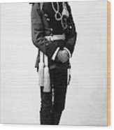 European Officer, 1890s Wood Print
