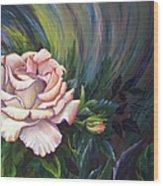 Evangel Of Hope Wood Print