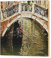 Evanscent - Venice Wood Print