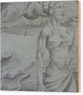 Eve Post T.o.l. Wood Print
