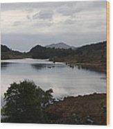 Evening Mood - Ring Of Kerry - Ireland Wood Print