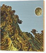 Event Horizon.   Wood Print