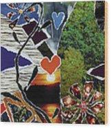 Everyone Love's Their Nature Wood Print