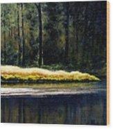Evetide Wood Print