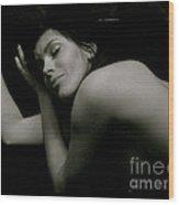 Evita You Brings Joy To Me. Naim Meod.viewed 399 Times  Wood Print