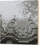 Ethereal Rajasthan Wood Print