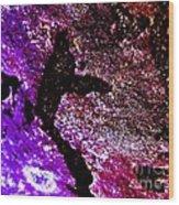 Evolution - Abstract 003 Wood Print