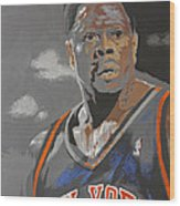 Ewing Wood Print by Don Medina