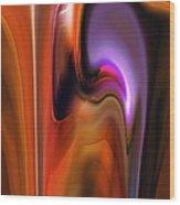 Exchange Wood Print