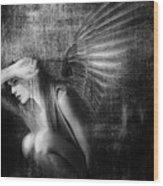 Exile Wood Print