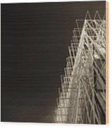 Expo Gate Wood Print