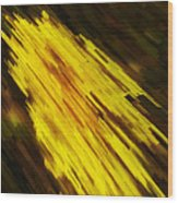 Express Lane Wood Print